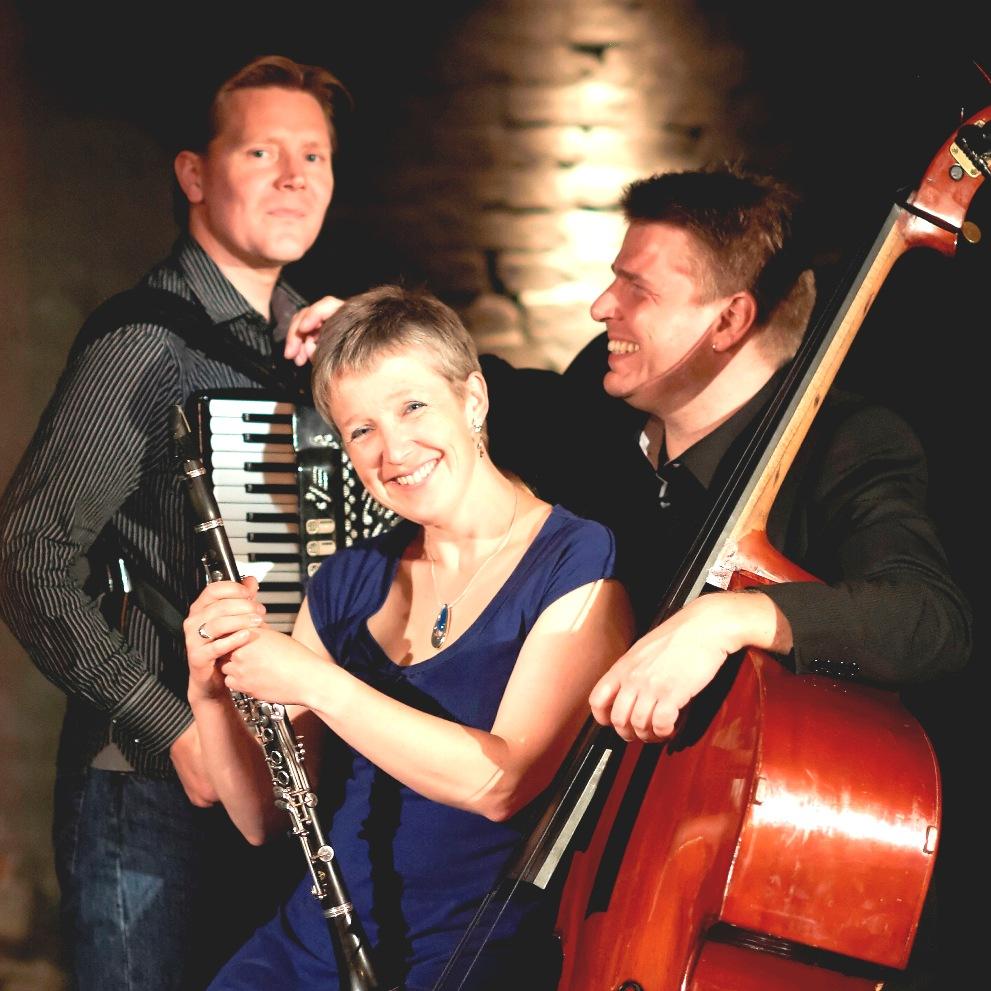Anja Præst Trio fb